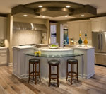 Kitchen lighting cropped