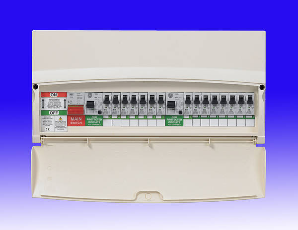 consumer unit replacement aa electrical servicesrecent (pre 17th edition wiring regulations) cus would not usually have rcd protected sections for anything other than socket outlets, though some older cus