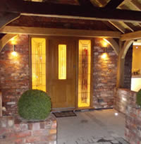detailed look 305a4 a1cf1 Front Door Lighting - AA Electrical Services